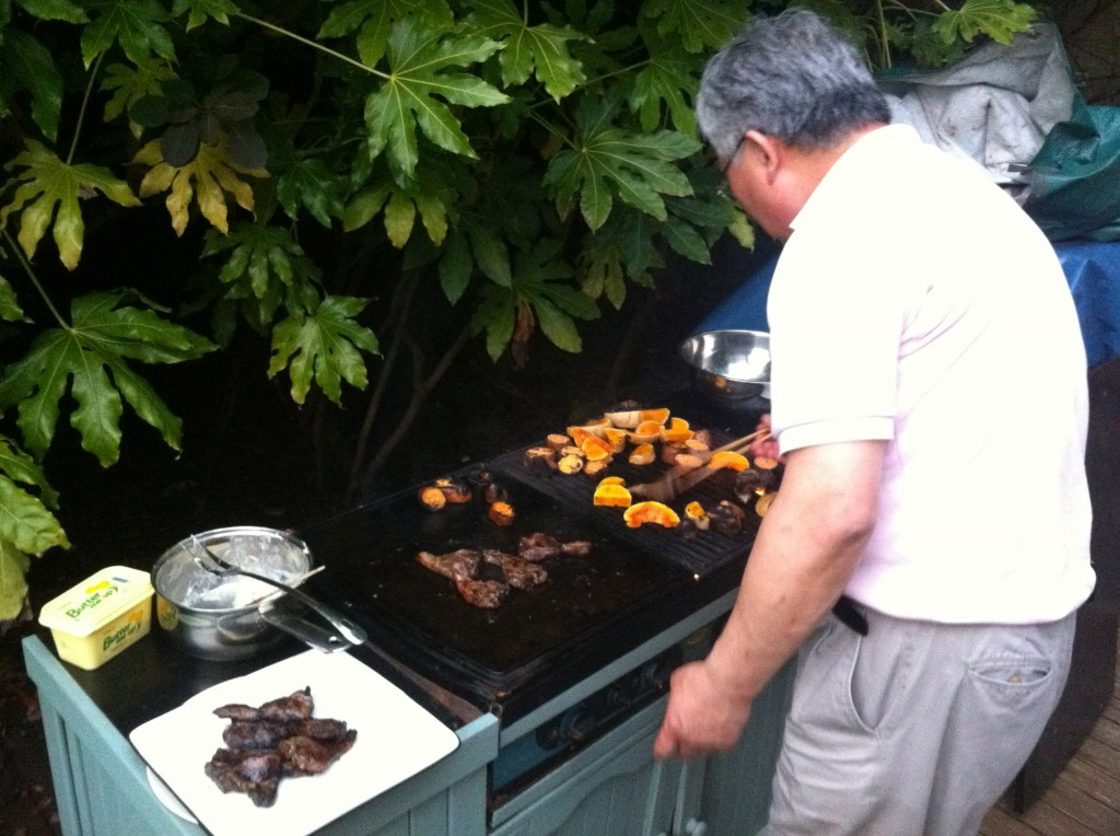 BBQ in Horsham