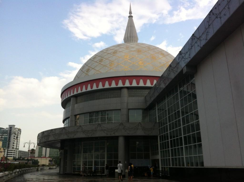Royal-regalia-museum-front
