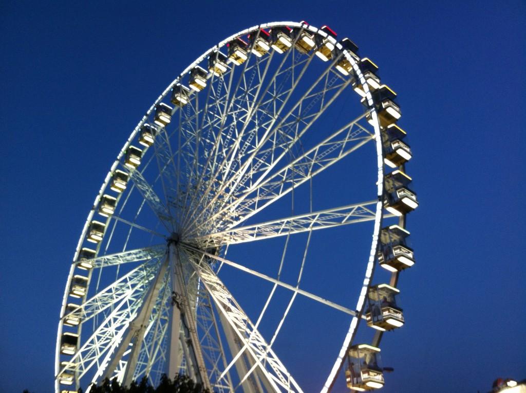 Victoria Park Ferris Wheel