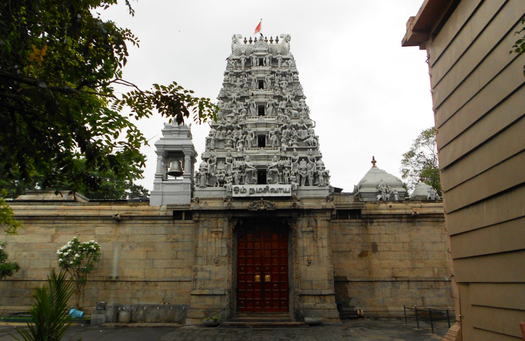 "<strong>Shri Ponnambalawaneswaram Kovil</strong> a Hindu Temple with some impressive carvings and cows hanging out at the entrance. Avoid the annoying ""guide"" who really doesn't work there."