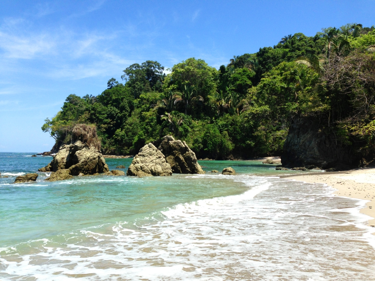 Quepos Costa Rica Beach The Best Beaches In World