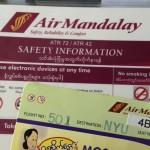 Air Mandalay Safety