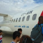 Yangon Airways Plane