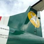Yangon Airways Tail