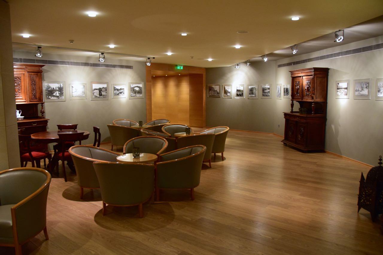 Divani Hotel Lounge Seating World Adventurer