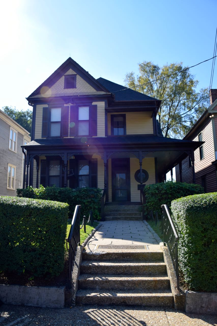 Atlanta Martin Luther King House World Adventurer
