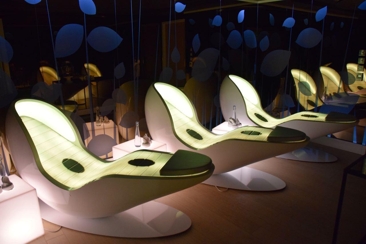 The Domain VIE Spa Chairs