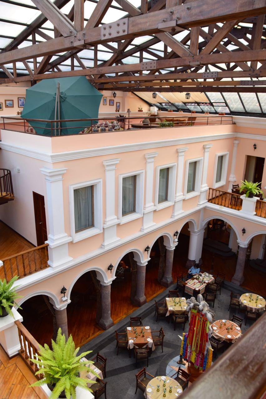 ... Hotel Patio Andaluz, QuitoFull resolution (853 × 1280) - Hotel Patio Andaluz Room Restaurant World-Adventurer