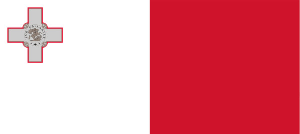 Malta Flag Header